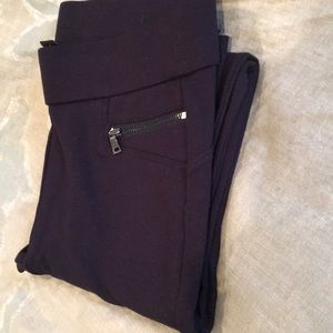 Ann Taylor XS leggings new with tags